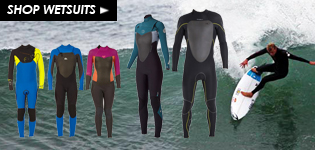 Shop surfing wetsuits online